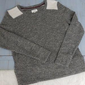 Lou & Grey sweatshirt medium